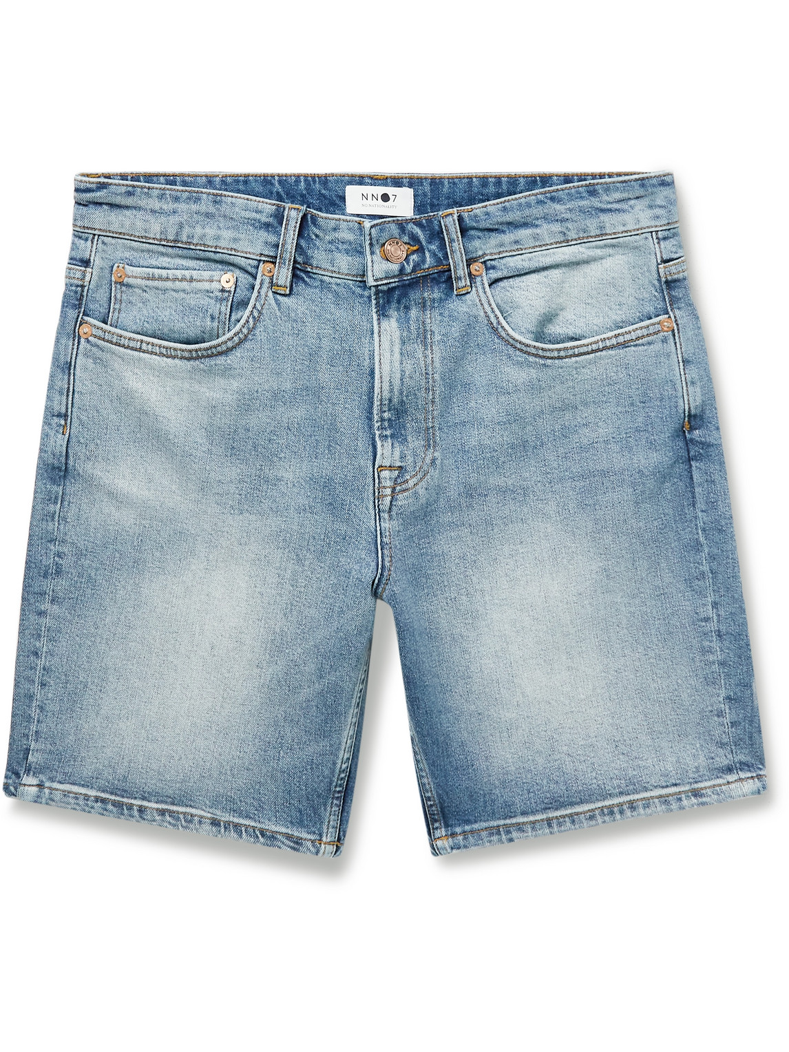 Nn07 - Johnny Slim-Fit Denim Shorts - Men - Blue - Uk/Us 30