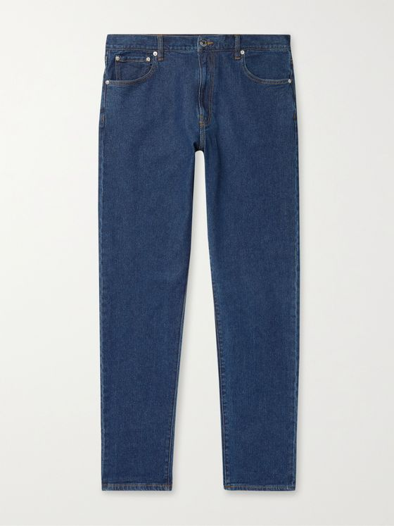 CLUB MONACO Slim-Fit Denim Jeans