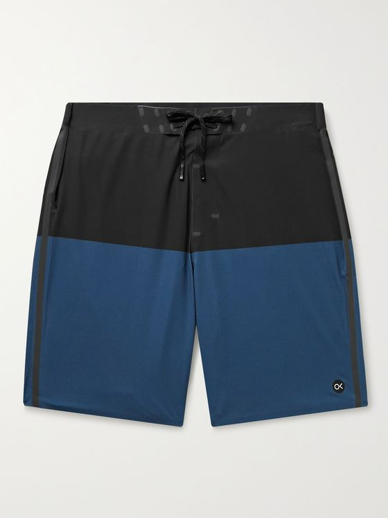 OUTERKNOWN Apex Long-Length Recycled Swim Shorts