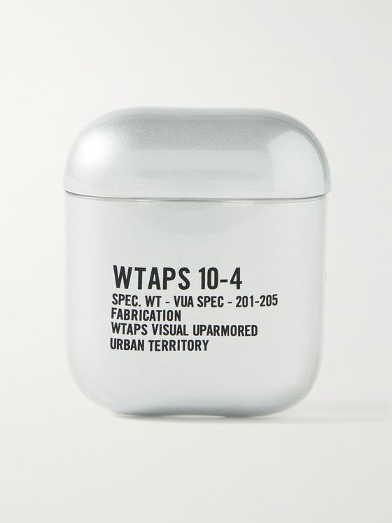WTAPS 10-4 Printed TPU AirPods Case