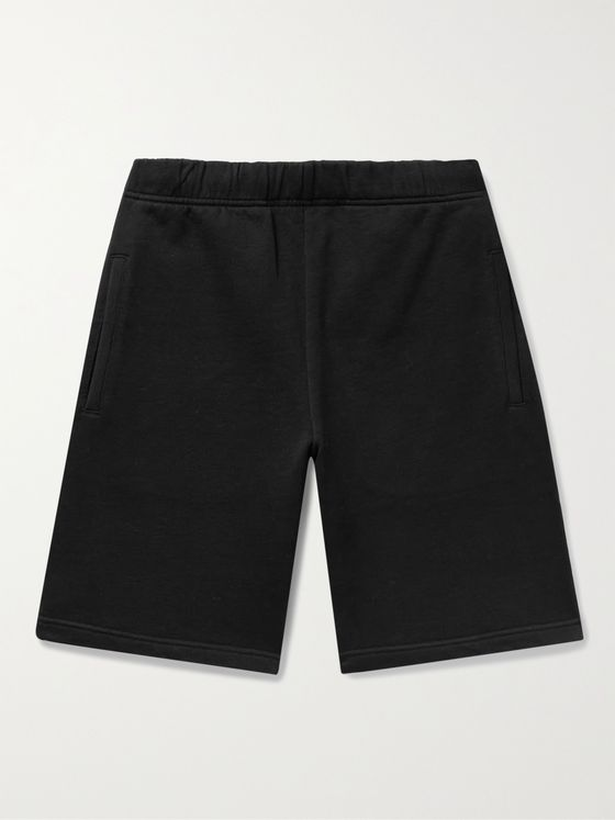 CARHARTT WIP Loopback Cotton-Jersey Shorts