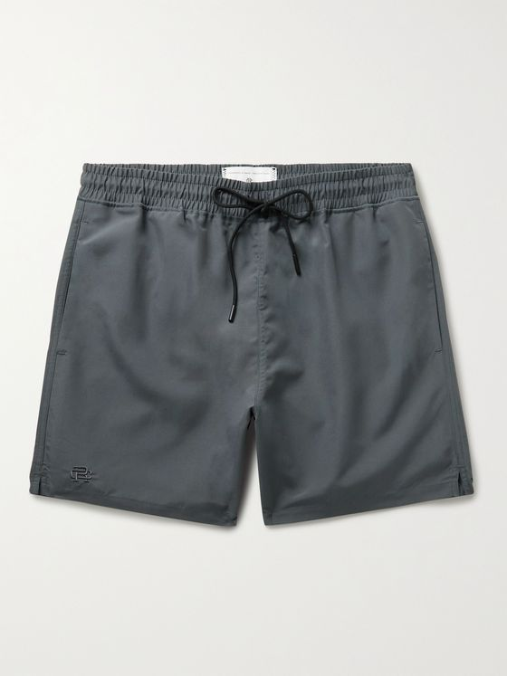 REIGNING CHAMP Mid-Length Swim Shorts