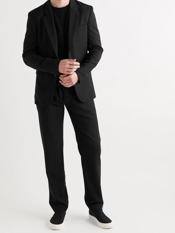 THE ROW Josh Wool Suit Trousers