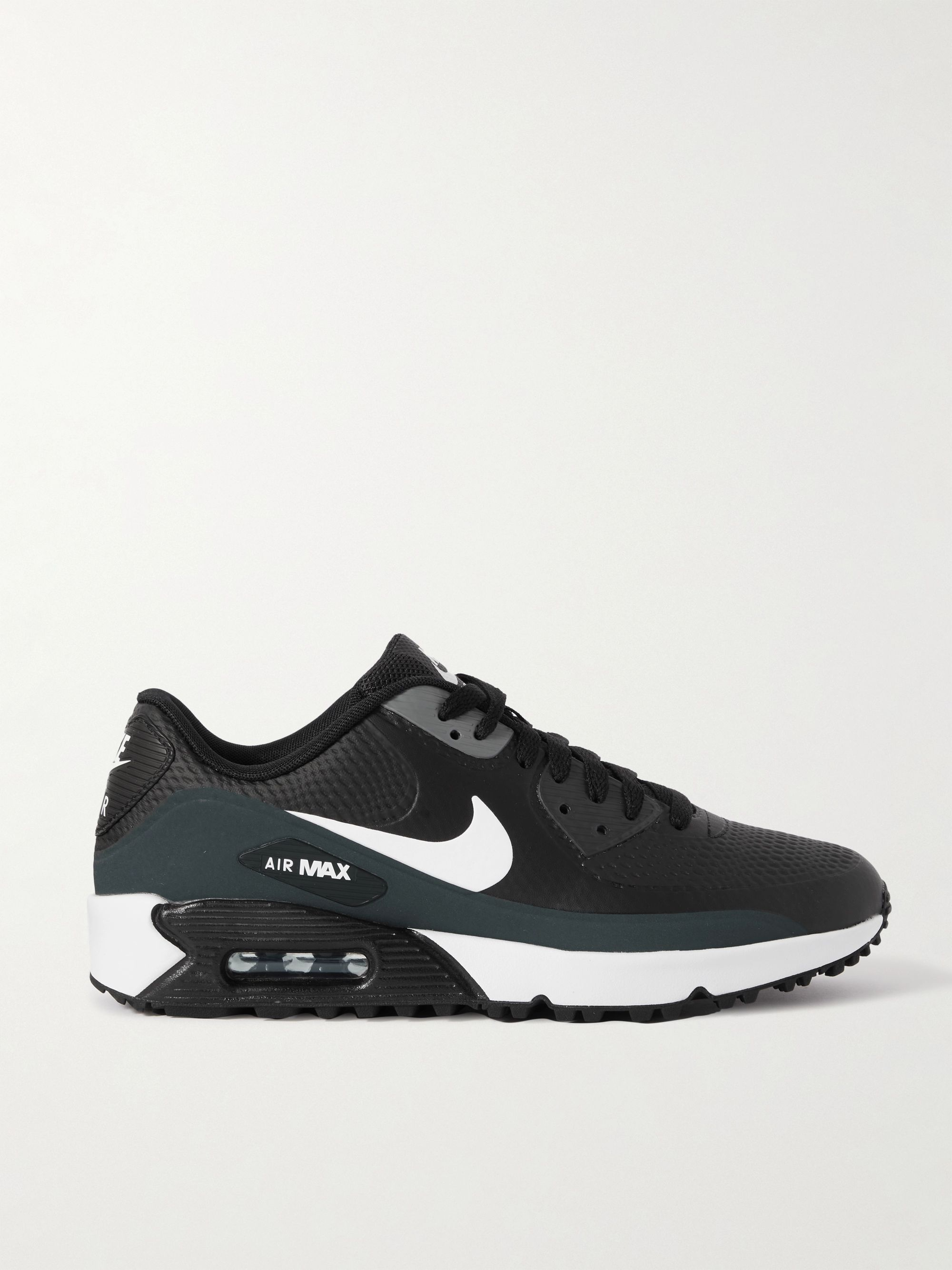 AirMax 90 G Coated-Mesh Golf Shoes