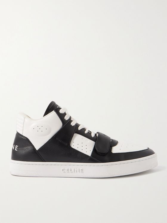 CELINE HOMME CT-02 Leather Sneakers