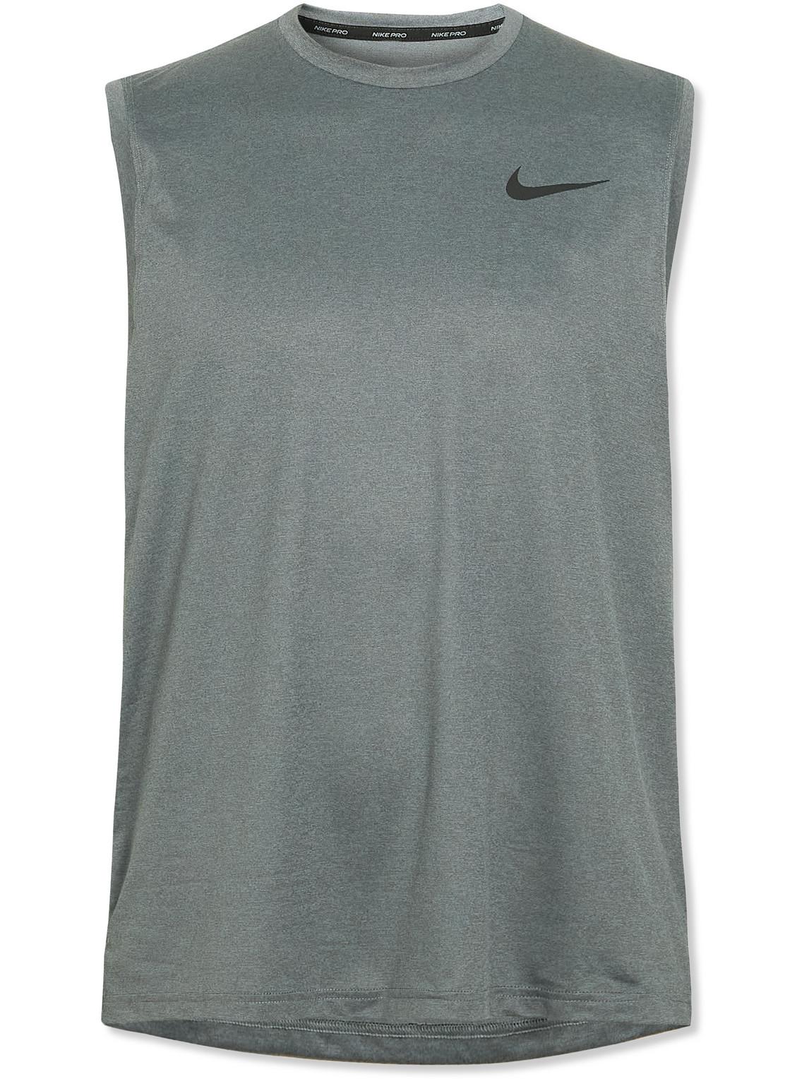 Nike Training - Pro Dri-Fit Tank Top - Men - Gray - S