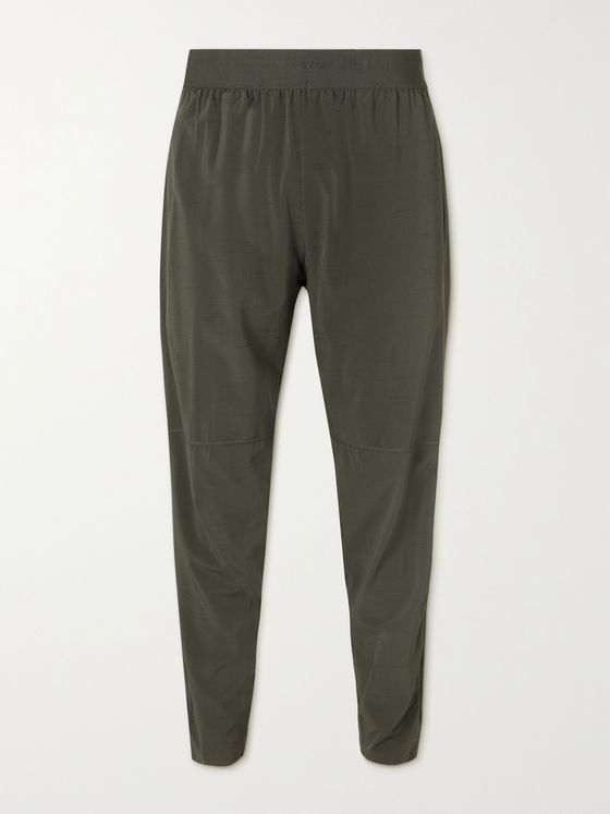 NIKE TRAINING Dri-FIT Yoga Sweatpants