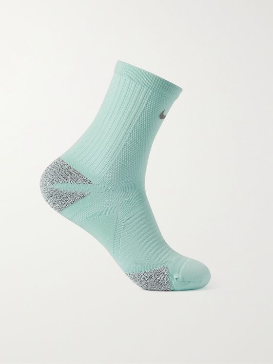 NIKE RUNNING Racing Stretch-Knit Running Socks