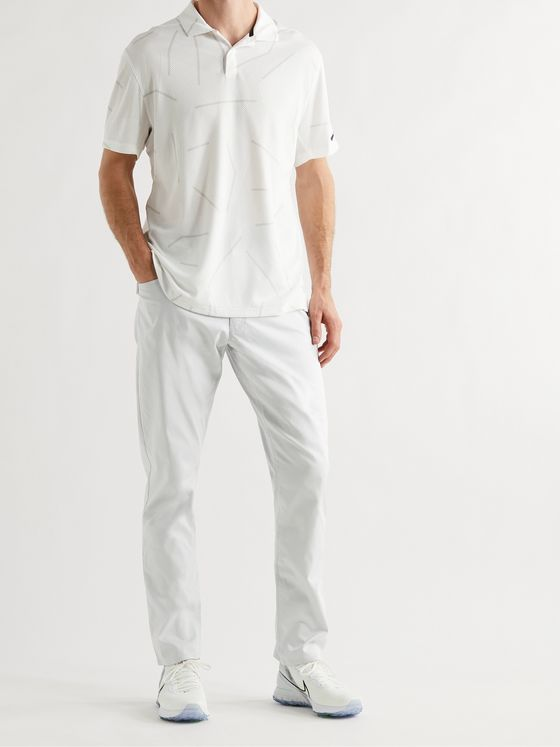 NIKE GOLF Flex Slim-Fit Dri-FIT Golf Trousers