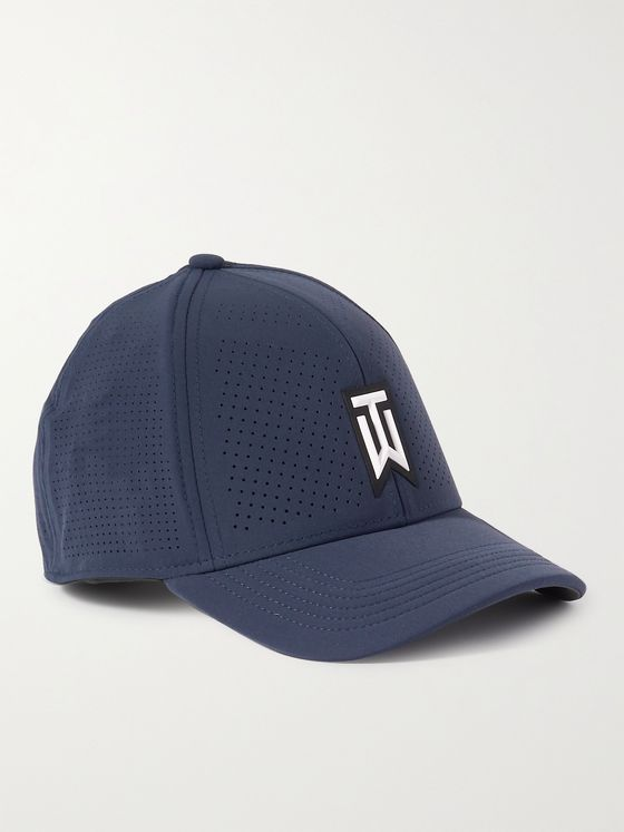NIKE GOLF AeroBill Tiger Woods Heriage86 Perforated Dri-FIT Baseball Cap