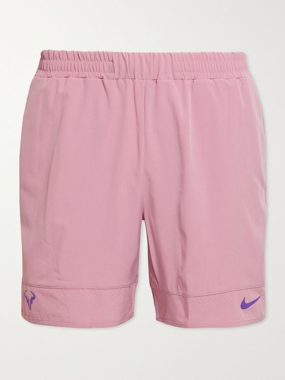 NIKE TENNIS NikeCourt Rafa Perforated Dri-FIT Tennis Shorts