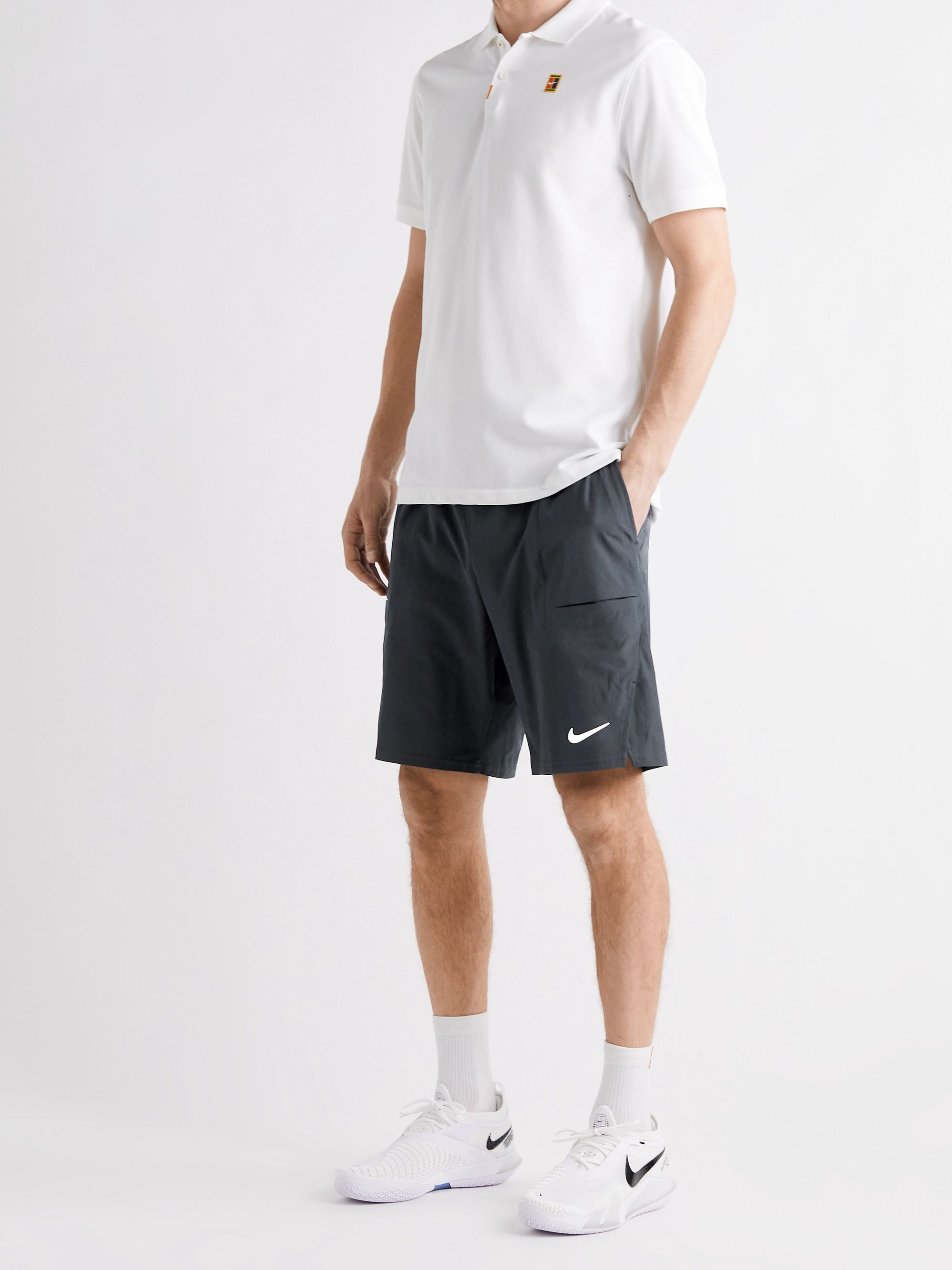 NIKE TENNIS Advantage Dri-FIT Shorts