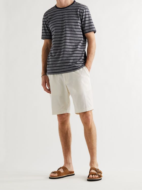 HUGO BOSS Cotton-Blend Shorts