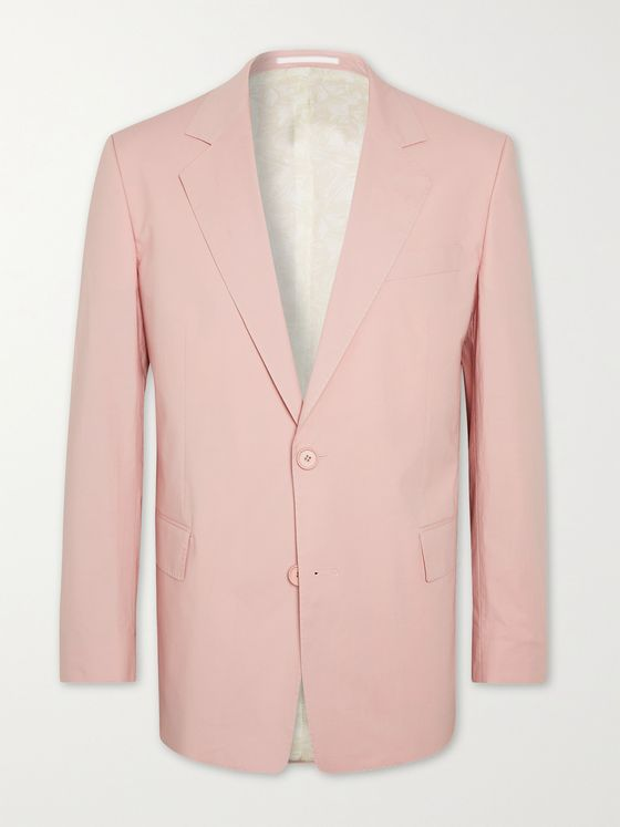 HUGO BOSS Cemdon Stretch-Cotton Suit Jacket