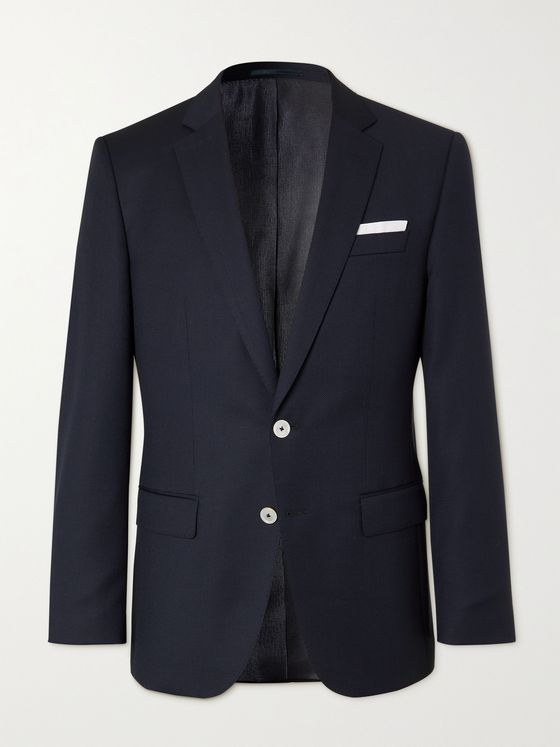 HUGO BOSS Slim-Fit Virgin Wool Blazer