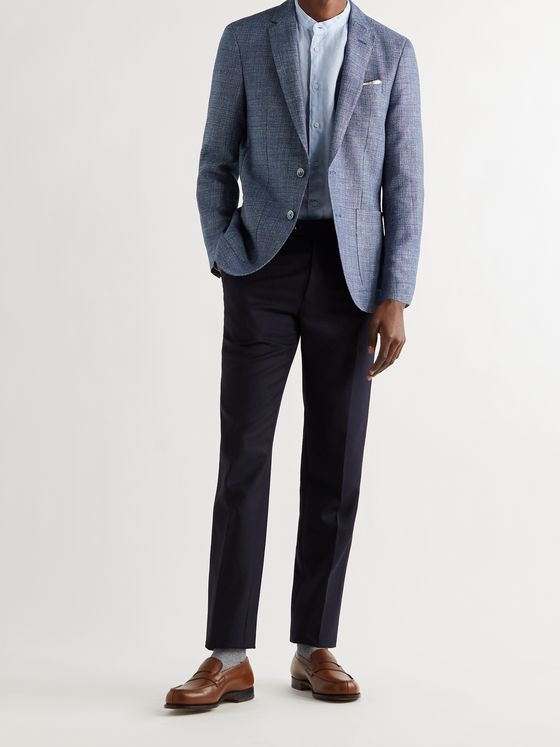 HUGO BOSS Slim-Fit Woven Blazer