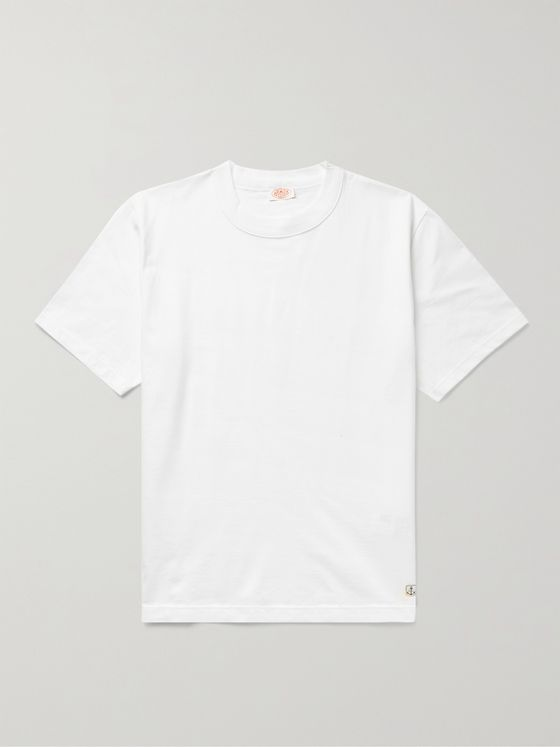 ARMOR LUX Callac Cotton-Jersey T-Shirt
