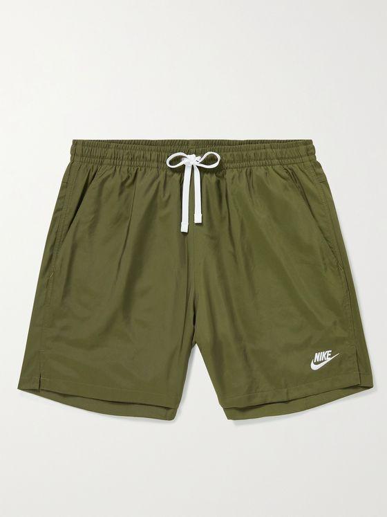 NIKE Sportswear Twill Drawstring Shorts