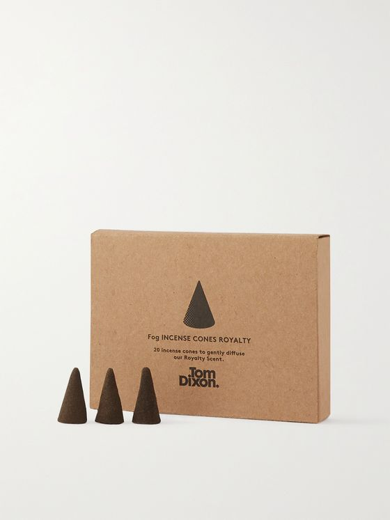 TOM DIXON Fog Incense Cones - Royalty