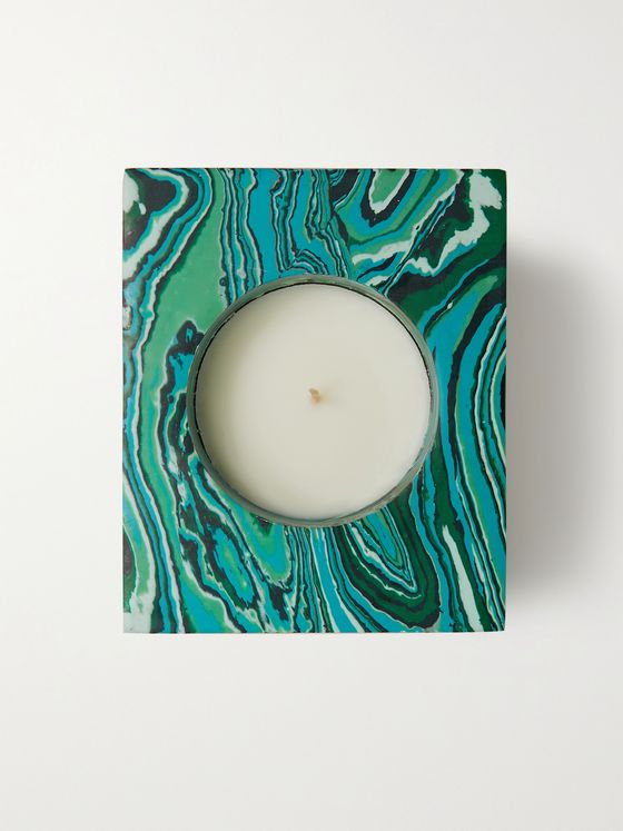 TOM DIXON Swirl Stack Scented Candle, 4000g
