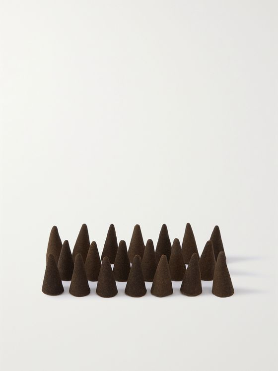 TOM DIXON Fog Incense Cones - London