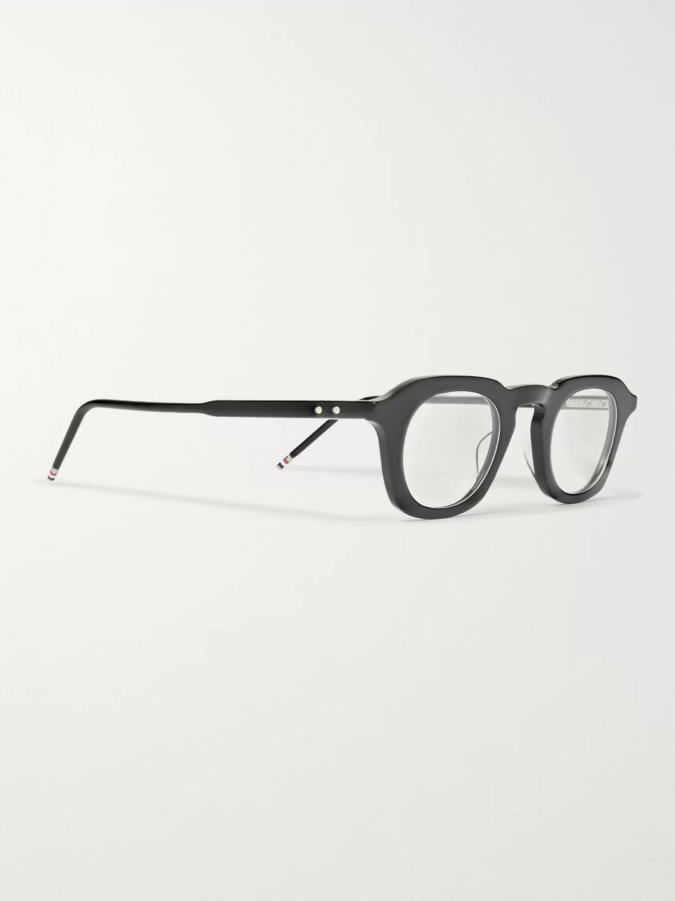 Thom Browne Square-Frame Acetate Optical Glasses