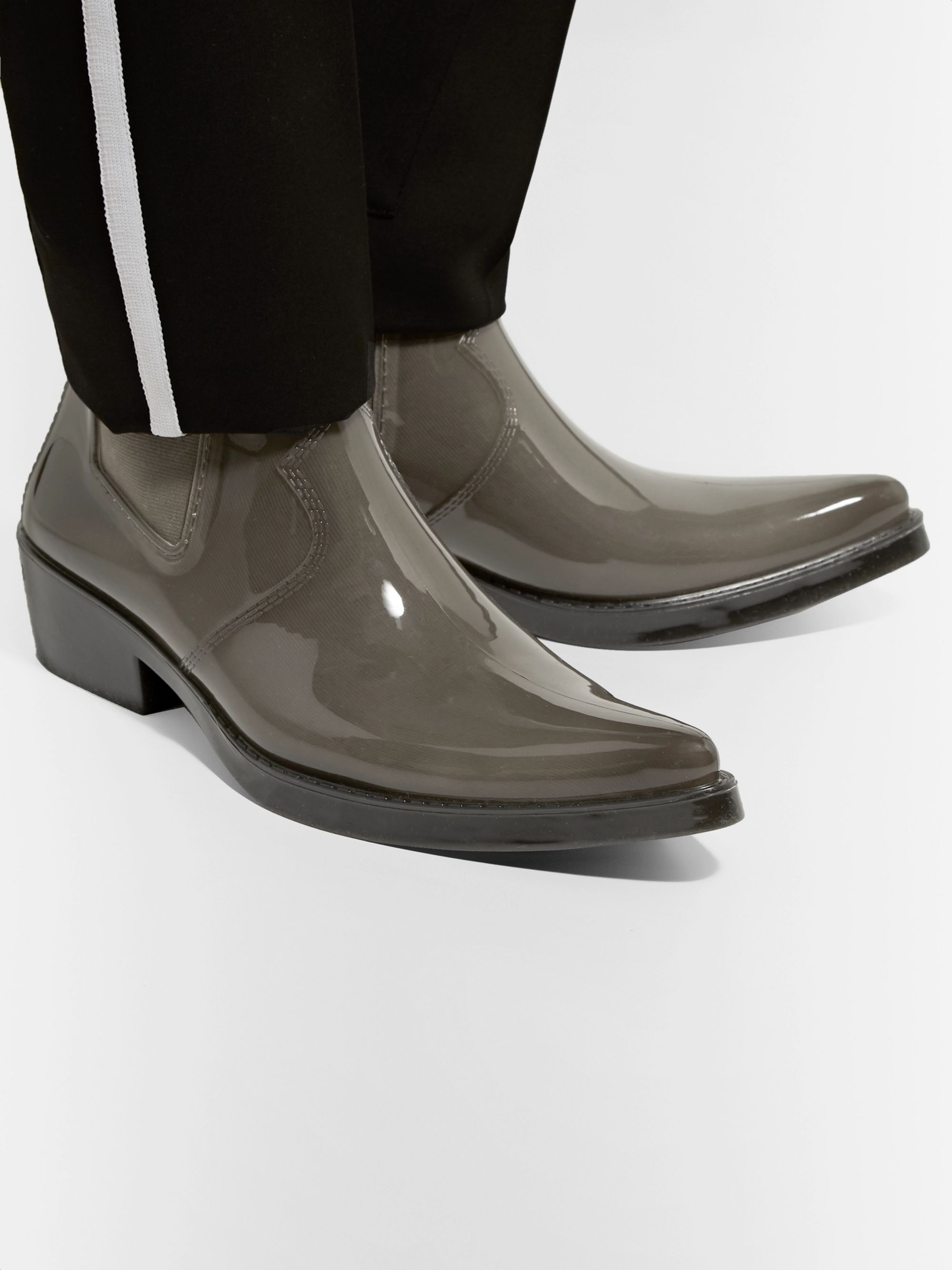 CALVIN KLEIN 205W39NYC Cole Rubber Boots
