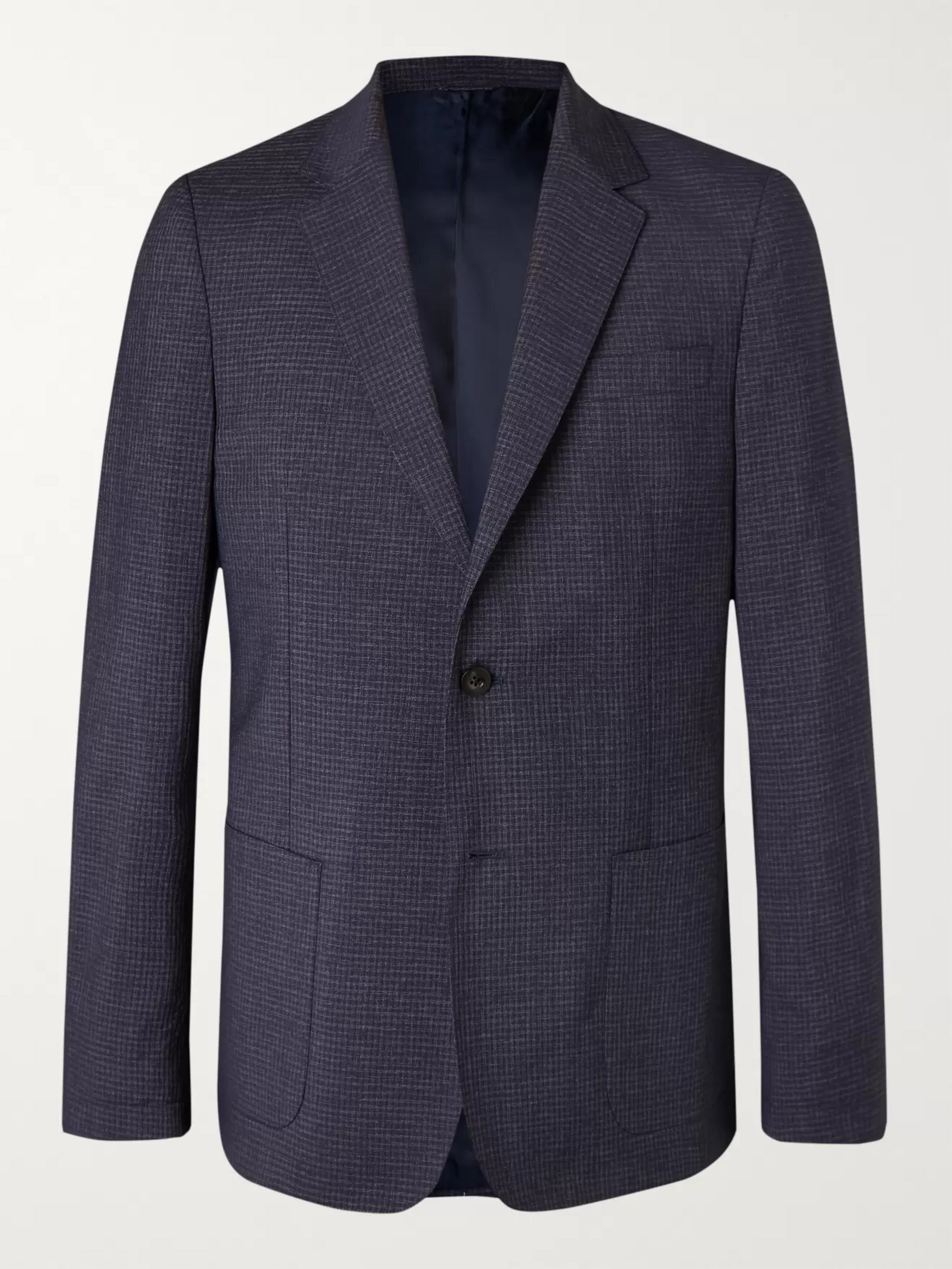 Mr P. Brown Cotton-Twill Blazer