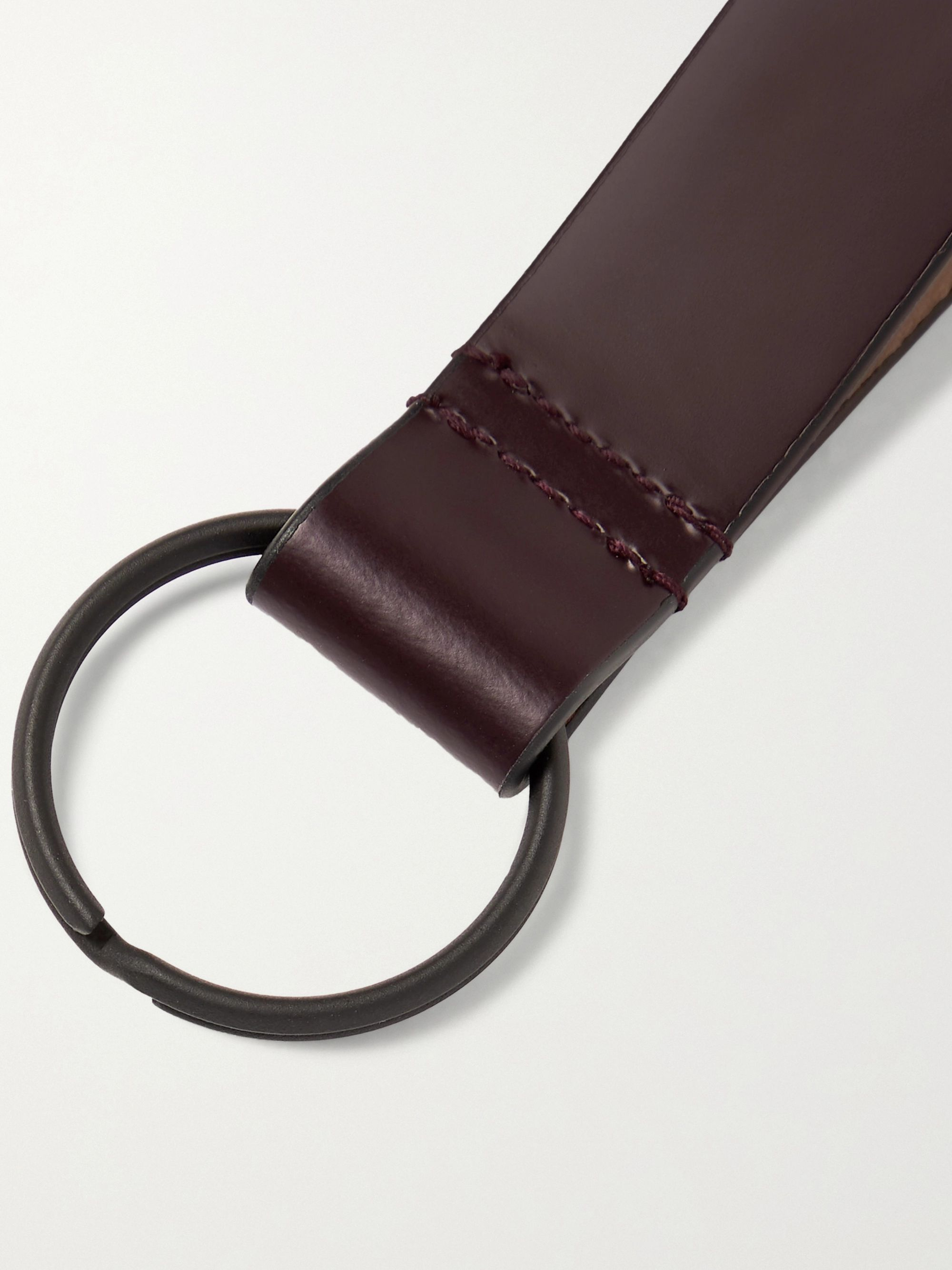Common Projects Leather Key Fob