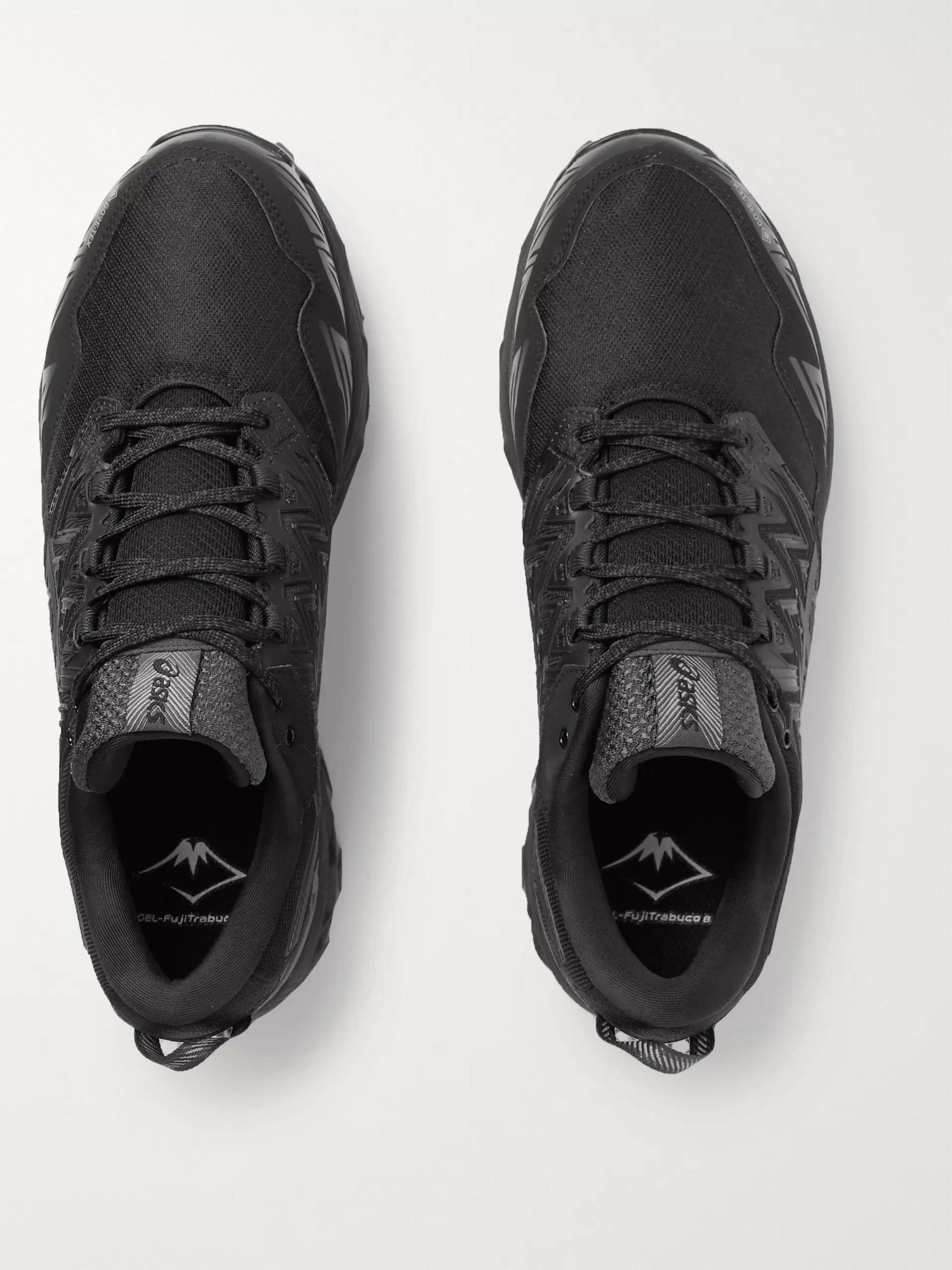 GEL FUJITRABUCO 8 G TX GORE TEX Ripstop and Rubber Sneakers