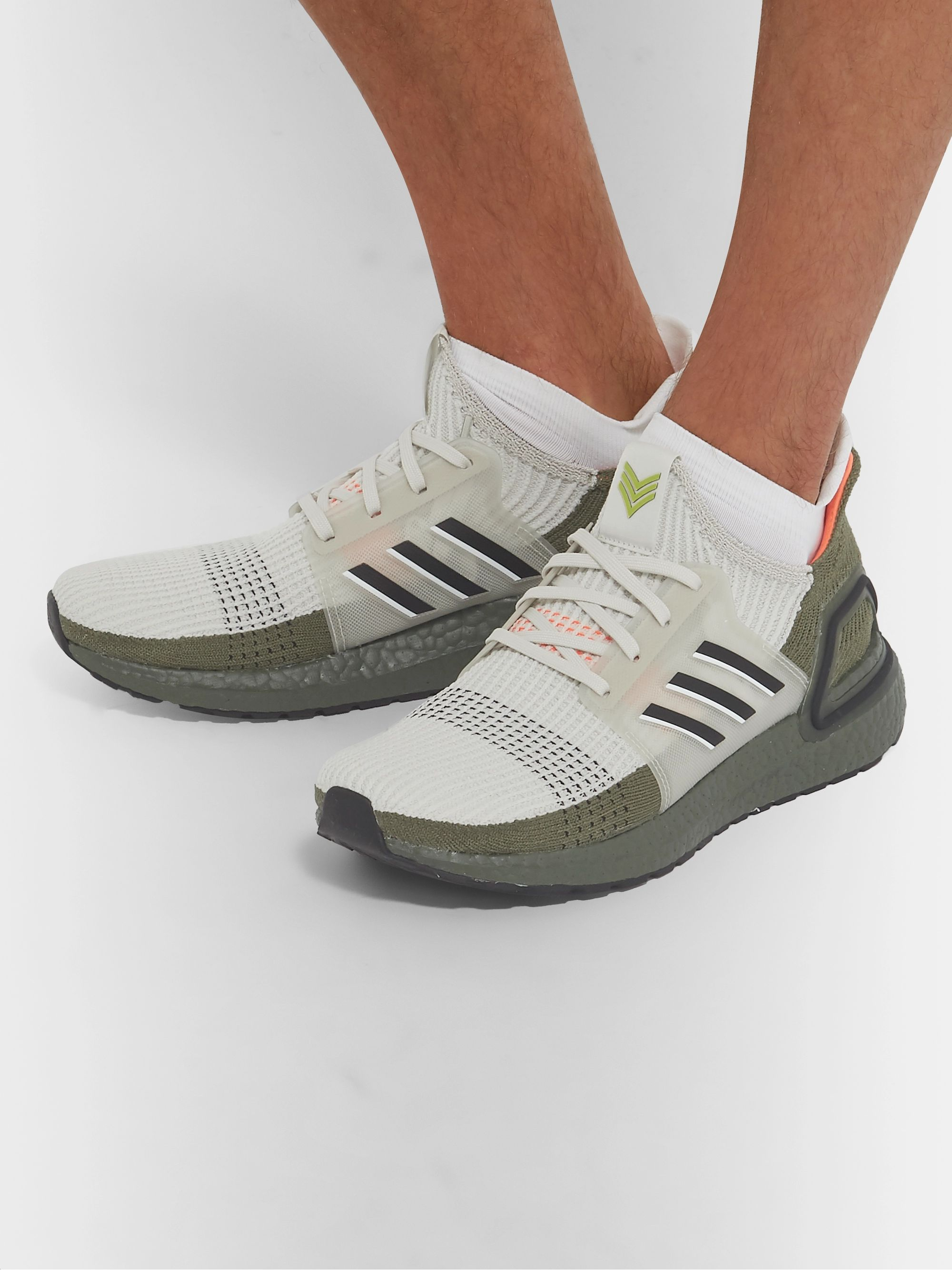 adidas Running Ultraboost 19 in gray