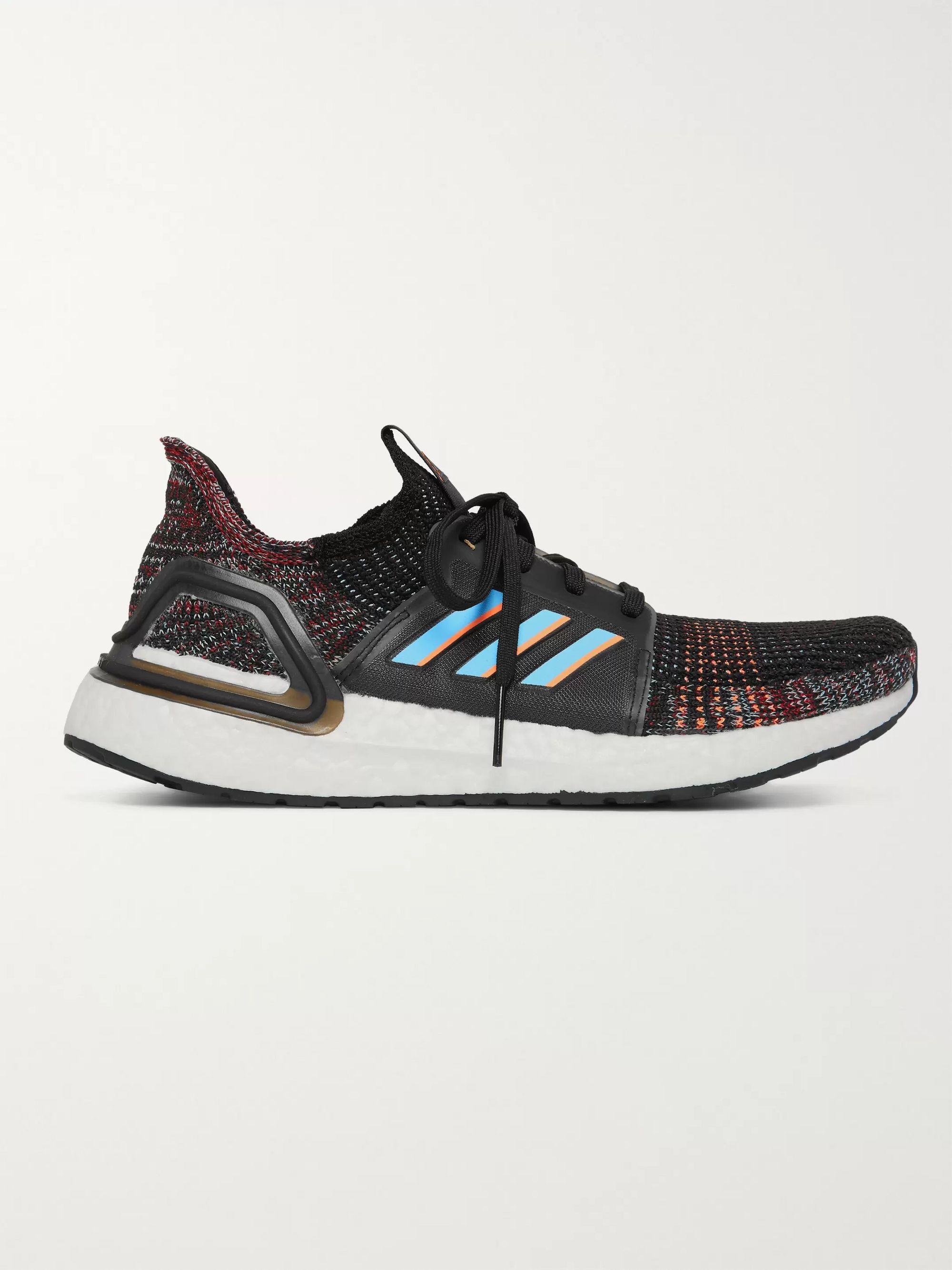 adidas UltraBOOST 19 (black multicolor) | 43einhalb Sneaker Store