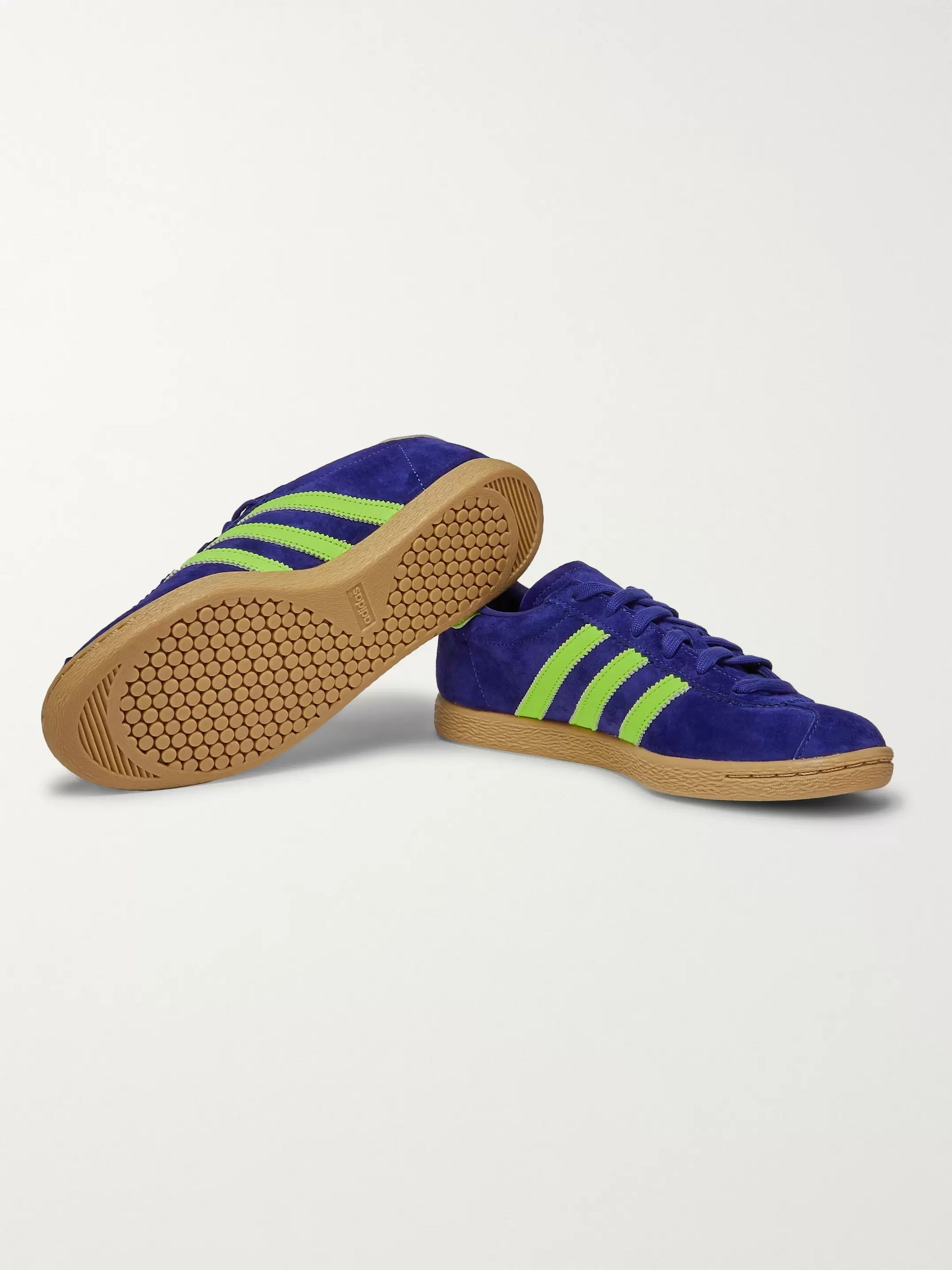 adidas Suede Yellow Trainers for Men for sale | eBay