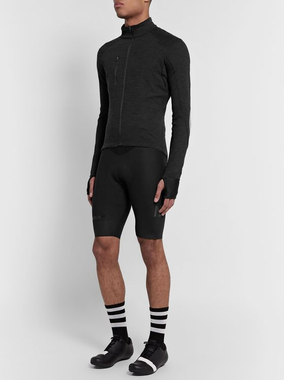 Cafe du Cycliste Mathilde Mesh-Panelled Cycling Bib Shorts