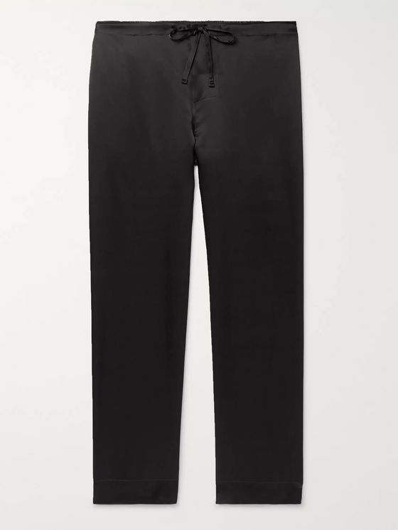Zimmerli Silk-Satin Pyjama Trousers