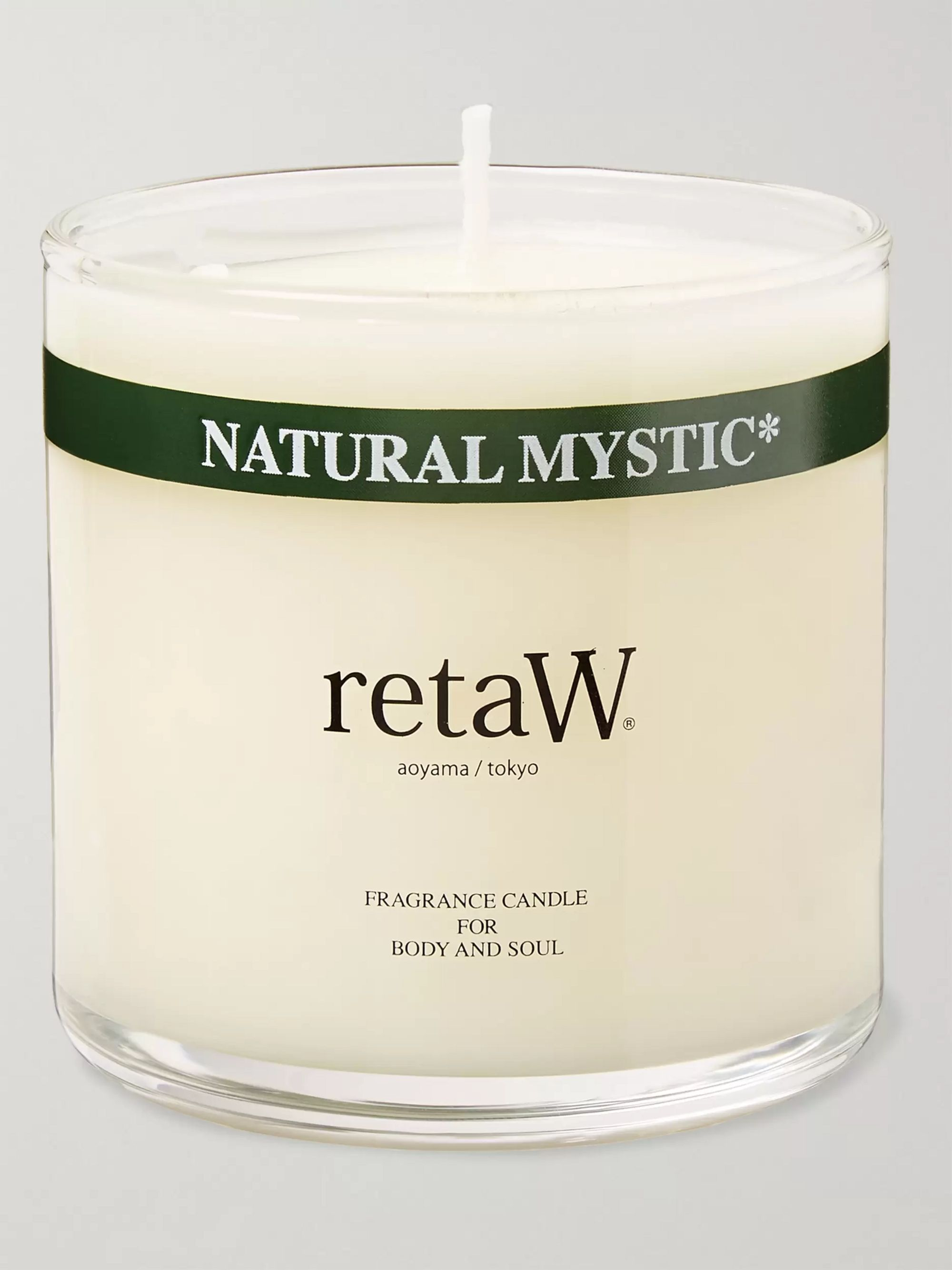 retaW Natural Mystic Scented Candle, 145g