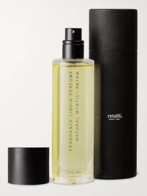 retaW Liquid Perfume - Natural Mystic, 50ml