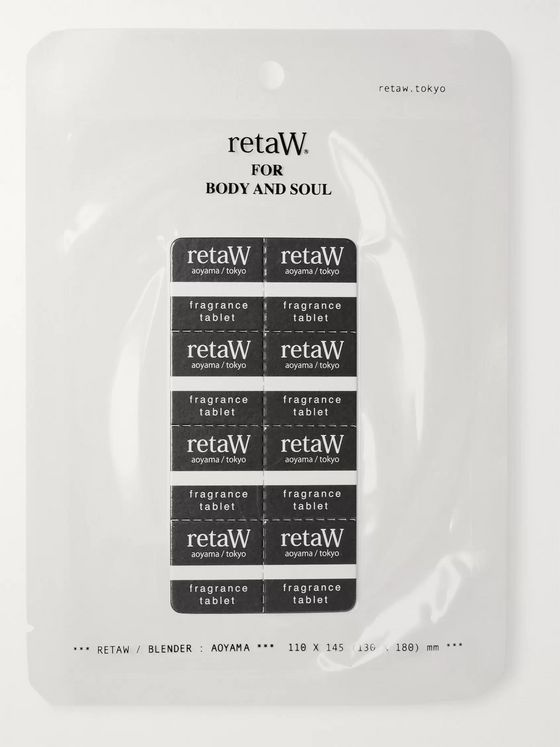 retaW Fragrance Tablets - Allen x 8