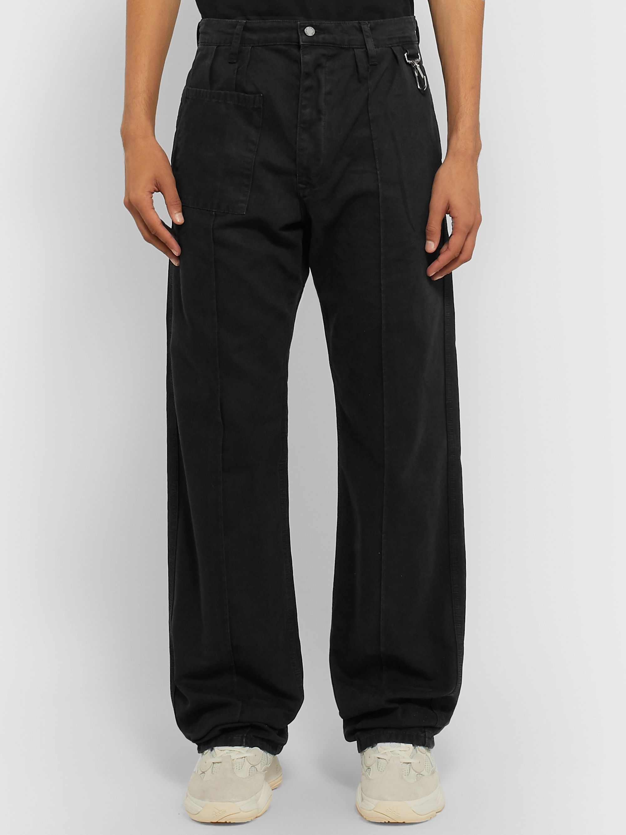 Reese Cooper® Cotton-Canvas Trousers