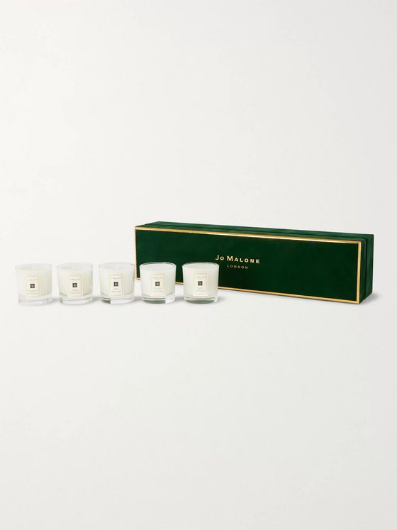 Jo Malone London Miniature Scented Candle Set, 5 x 35g