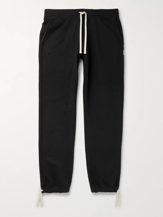 Reigning Champ Loopback Cotton-Jersey Sweatpants