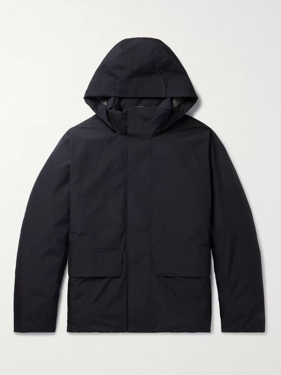 Norse Projects Ystad GORE-TEX Hooded Down Parka