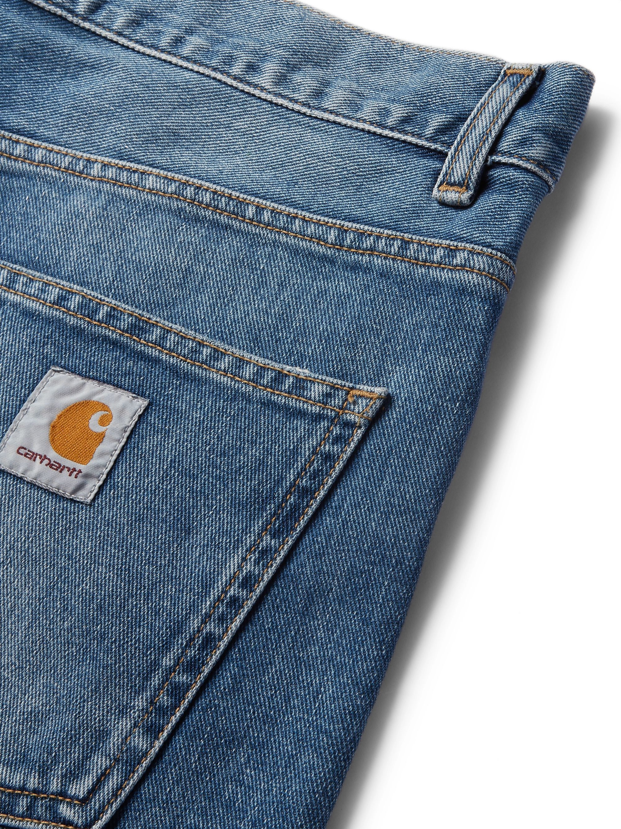 Carhartt WIP Newel Tapered Denim Jeans
