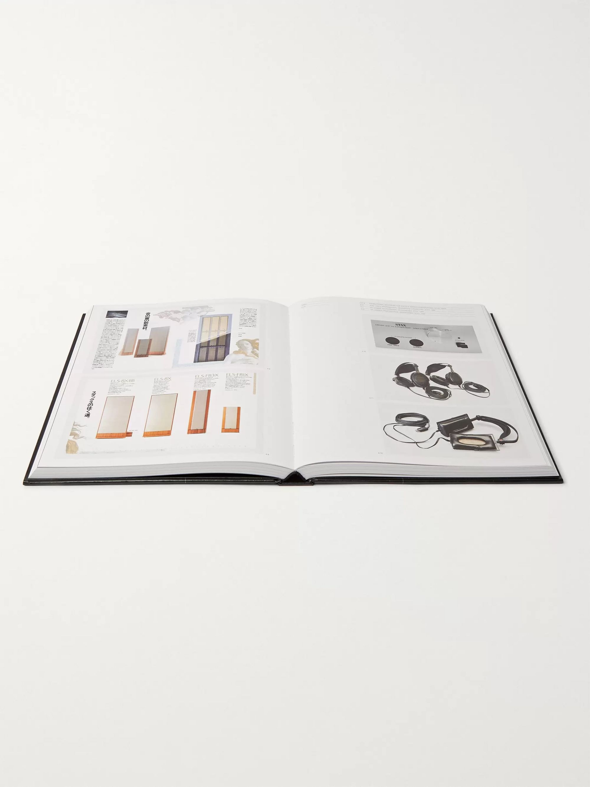 Phaidon Hi-Fi The History of High-End Audio Design Hardcover Book