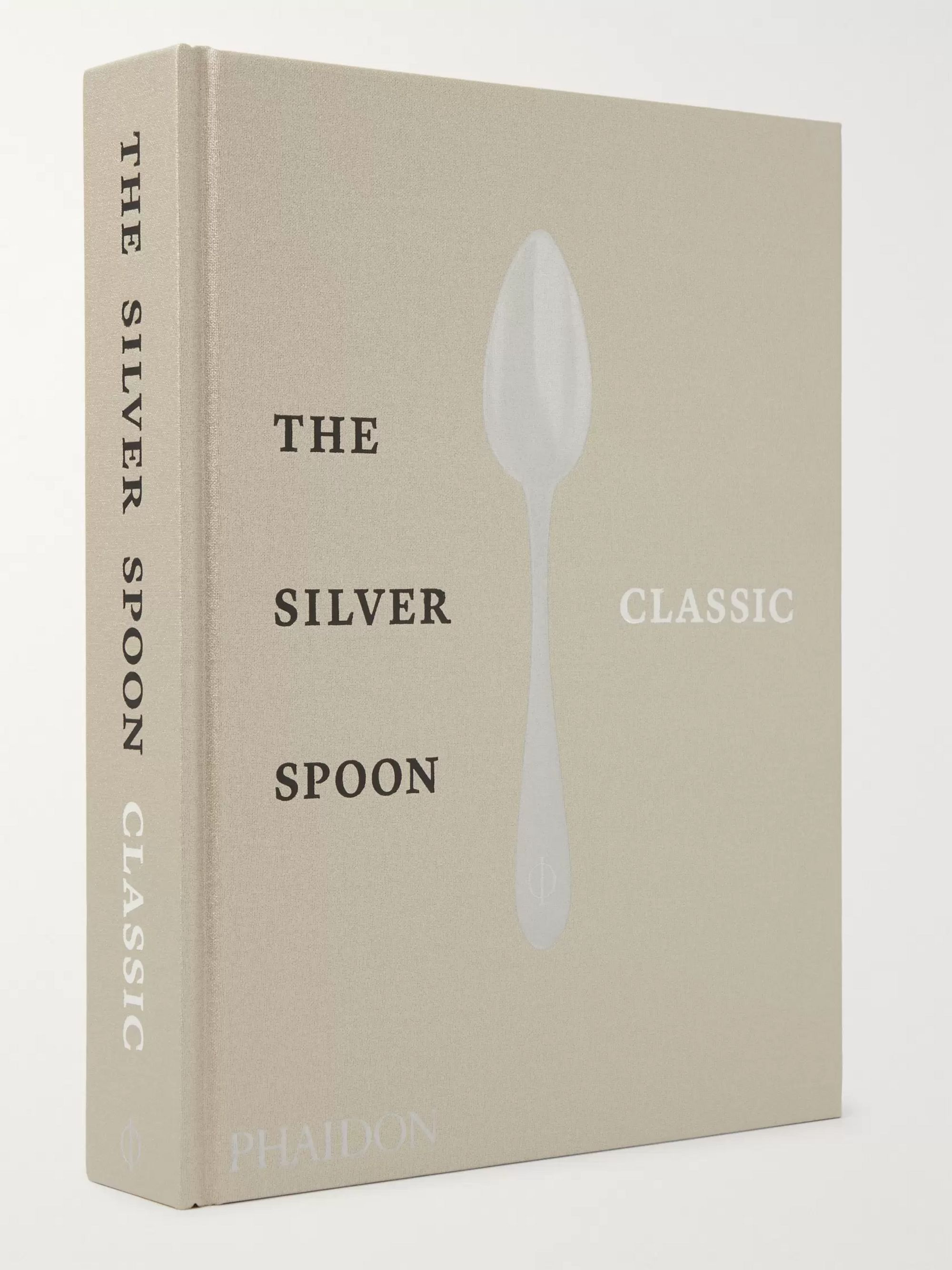 Phaidon The Silver Spoon Classic Hardcover Book