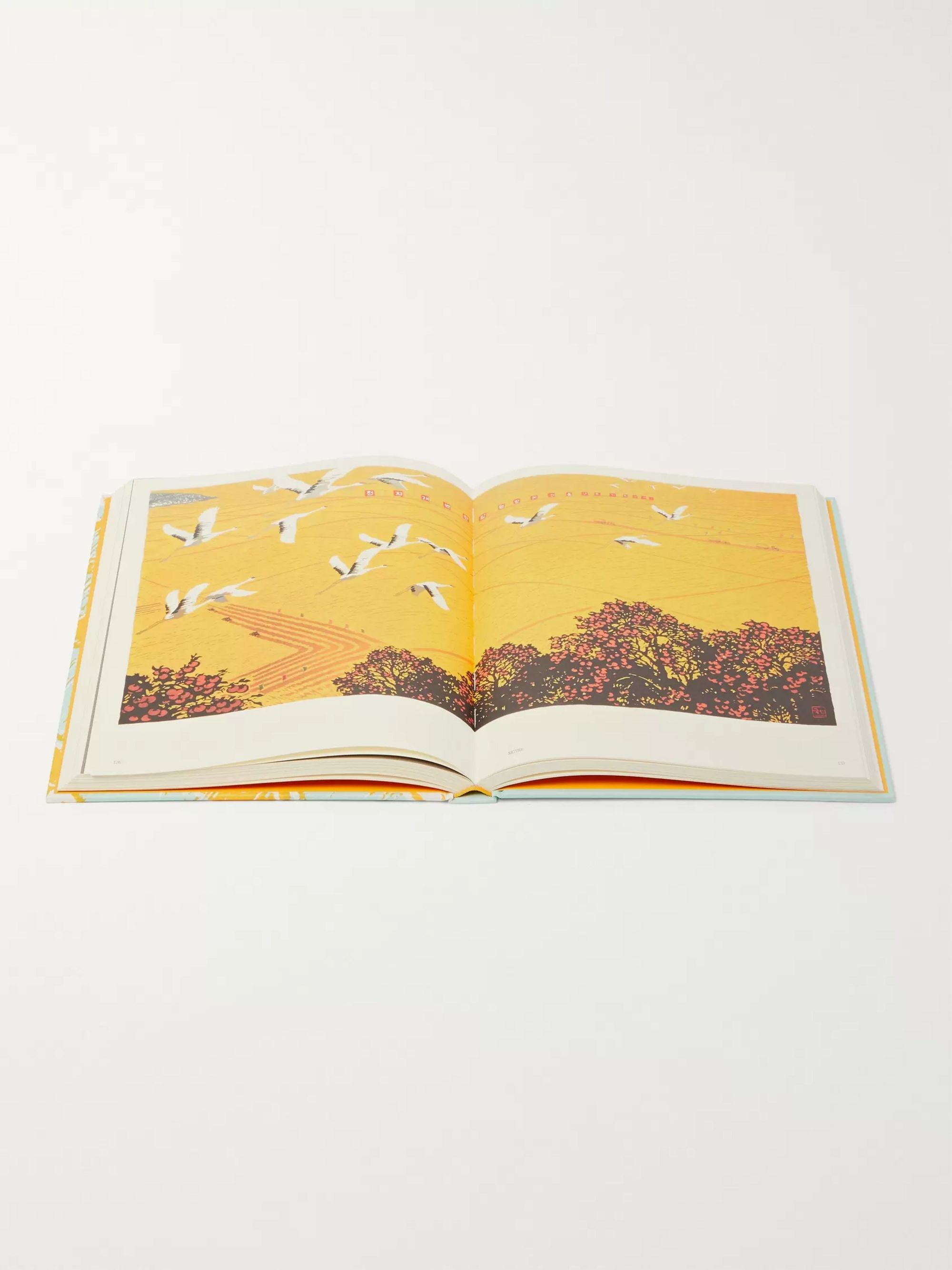 Phaidon Printed in North Korea: The Art of Everyday Life in the DPRK Hardcover Book