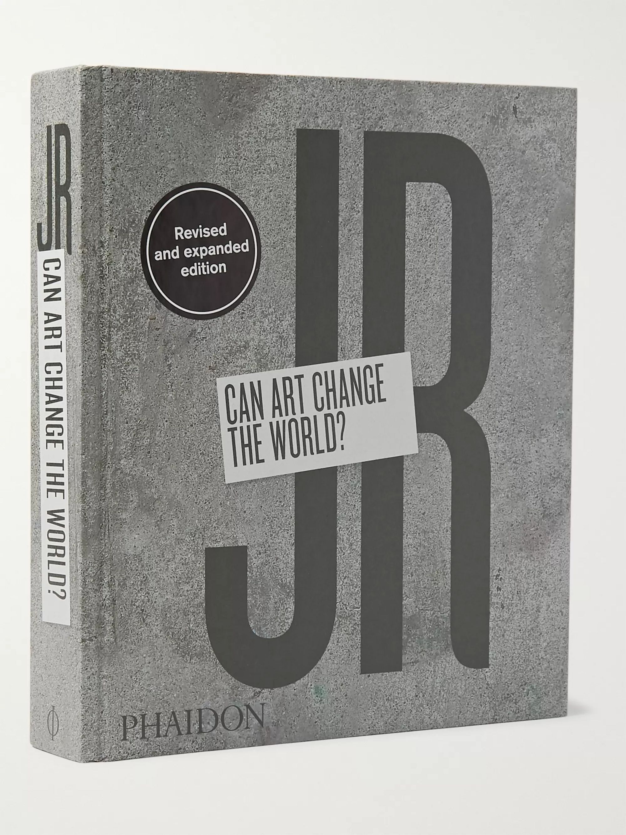 Phaidon JR: Can Art Change the World? Hardcover Book