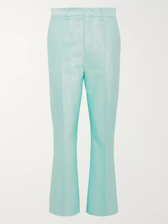 ACNE STUDIOS Cotton-Blend Suit Trousers