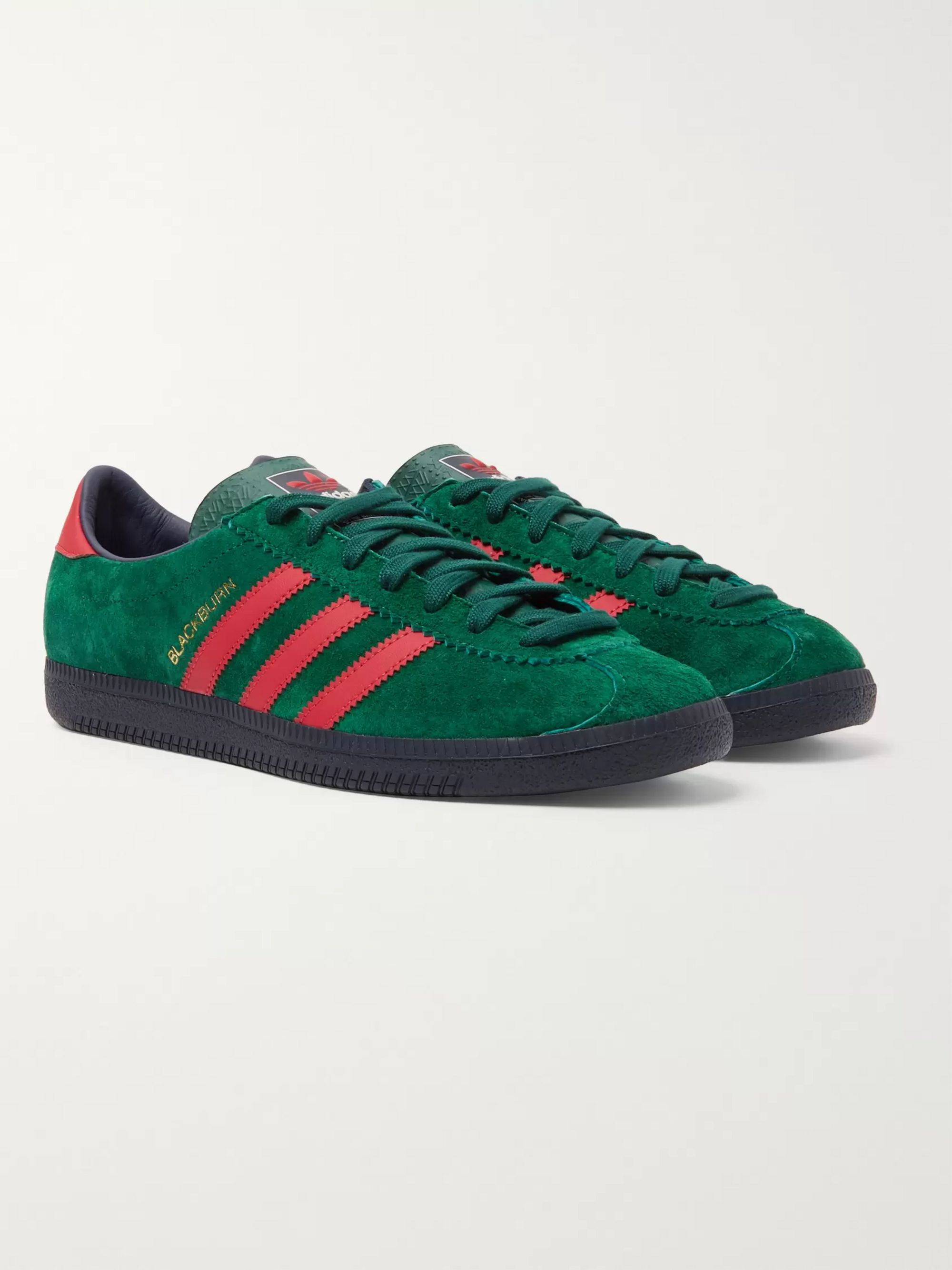 Adidas Originals Spzl Blackburn Green Scarlet Red Spezial UK 5 7 8 9 10 11 New