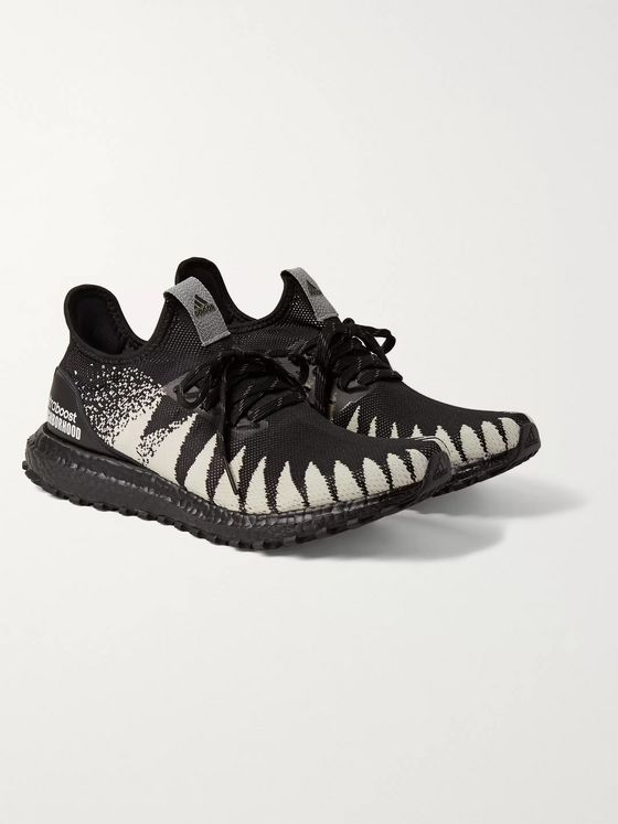 adidas Consortium + Neighborhood UltraBOOST All Terrain Primeknit Sneakers